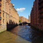 Kanal in Hamburg bei Stadtführung mit Führungen Hamburg