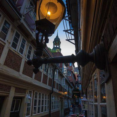Hamburg Krameramtsstuben
