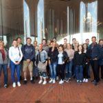 Teilnehmer einer Stadtführung in Hamburg von Führungen Hamburg